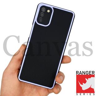 کاور کانواس مدل RANGER مناسب برای گوشی موبایل سامسونگ GALAXY A02S