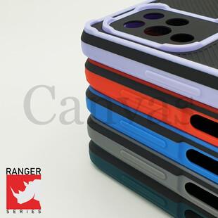 کاور کانواس مدل RANGER مناسب برای گوشی موبایل سامسونگ Galaxy A42