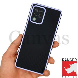 کاور کانواس مدل RANGER مناسب برای گوشی موبایل سامسونگ Galaxy A12