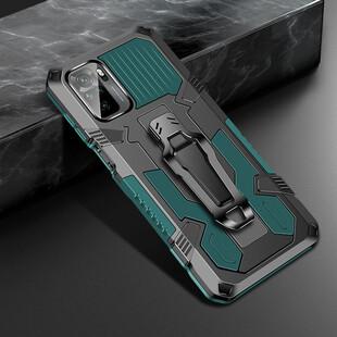 کاور مدل Warrior مناسب برای گوشی موبایل شیائومی Redmi Note 10 Pro