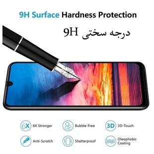 محافظ صفحه نمایش مات مدل LKFCM مناسب برای گوشی موبایل سامسونگ Galaxy A01 Core