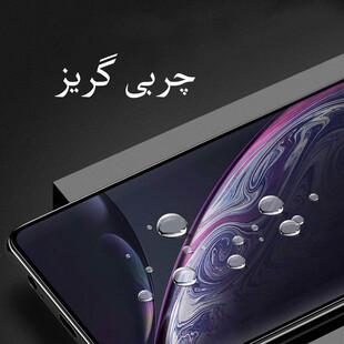 محافظ صفحه نمایش مات مدل LKFCM مناسب برای گوشی موبایل ریلمی 8 pro