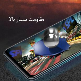 محافظ صفحه نمایش مات مدل LKFCM مناسب برای گوشی موبایل موتورولا Moto G9 Power