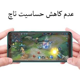 محافظ صفحه نمایش مات مدل LKFCM مناسب برای گوشی موبایل موتورولا Moto G9 plus
