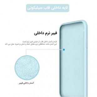 کاورسیلیکون سامسونگ Silicon Case - Galaxy A02