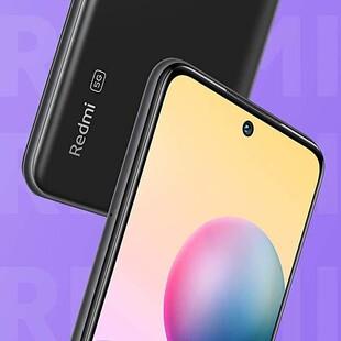 گوشی موبایل شیائومی مدل REDMI NOTE 10 5G M2103K19G دو سیم کارت ظرفیت 128 گیگابایت و رم 8 گیگابایت