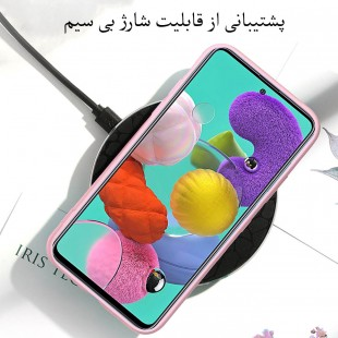 کاور مدل Sili-10 مناسب برای گوشی موبایل شیائومی Note 9T