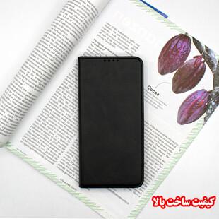 کیف کلاسوری لاین کینگ مدل Q21 مناسب برای گوشی موبایل شیائومی POCO M3