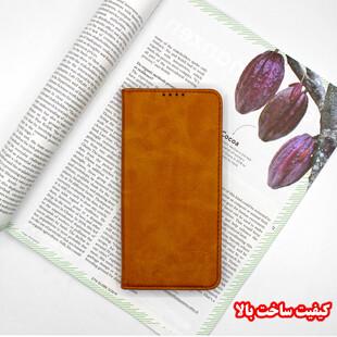 کیف کلاسوری کینگ پاور مدل Q21 مناسب برای گوشی موبایل سامسونگ Galaxy A11