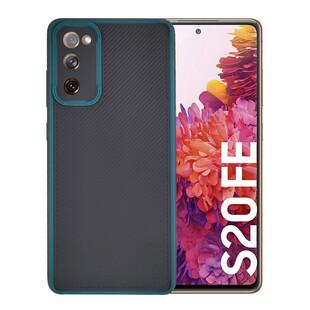 کاور مدل HSHR مناسب برای گوشی موبایل سامسونگ Galaxy S20 FE
