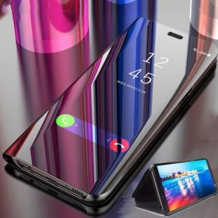 کیف کلاسوری مدل Clear View مناسب برای گوشی موبایل سامسونگ Galaxy M30s