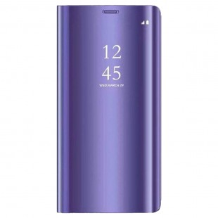 کیف کلاسوری مدل Clear View مناسب برای گوشی موبایل هوآوی Y5p 2020