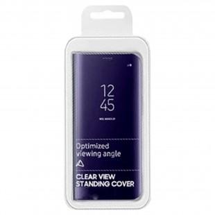 کیف کلاسوری مدل Clear View مناسب برای گوشی موبایل هوآوی Y6 Prime 2019