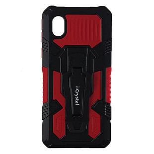کاور مدل Warrior  مناسب برای گوشی موبایل سامسونگ Galaxy A01 Core