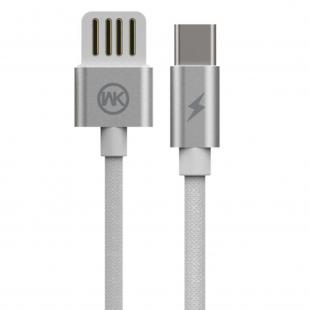 کابل تبدیل USB به USB-C دبلیو کی مدل WDC-055a طول 1 متر