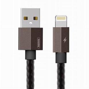 کابل تبدیل USB به لایتنینگ ریمکس مدل RC-110i طول 1 متر
