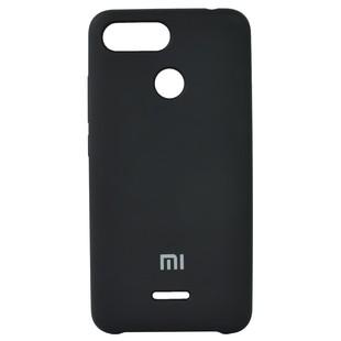 قاب محافظ سیلیکونی Xiaomi Redmi 6 Silicon TPU Case
