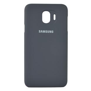 قاب محافظ سیلیکونی Samsung Galaxy J4 Silicon PC Case
