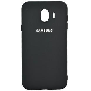 قاب محافظ سیلیکونی Silicon Case Samsung J4 2018