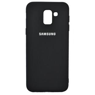 قاب محافظ سیلیکونی Silicon Case Samsung J6 2018