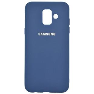 قاب محافظ سیلیکونی Silicon Case Samsung A6