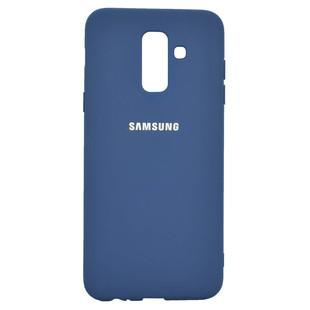 قاب محافظ سیلیکونی Silicon Case Samsung A6 Plus