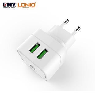 شارژر دیواری چند پورت Emy My-A200 + Type-C Cable