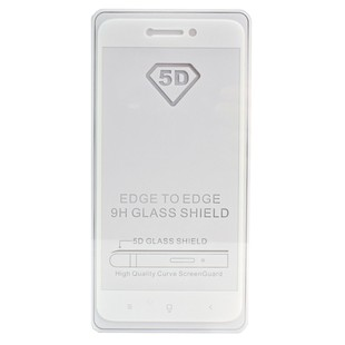 محافظ صفحه شیشه ای 5 بعدی Redmi 5A Full Glue 5D Glass