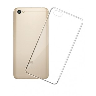 کاور مدل Clear jelly مناسب برای گوشی موبایل شیائومی Redmi 5A