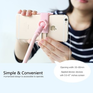 Flexible Long Arm Mobile Phone Holder II (8)