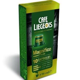 کپسول قهوه شیائومی مدل Liegeios Magnifiaco Italiano بسته 10 عددی