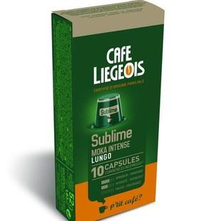 کپسول قهوه شیائومی مدل Liegeios Sublime Lungo بسته 10 عددی