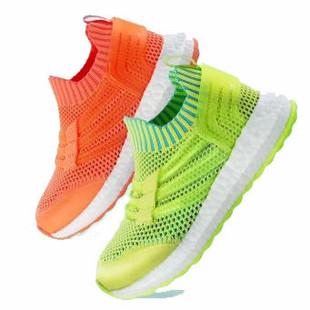 کفش بچه گانه ورزشی شیائومی مدل XIAOMI Popcorn Kids Fluorescent Mesh Lightweight Running Sport