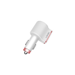 LDNIO-CM12-Car-Charger-3USB-Output-Charging-Mobile-Phone-Travel-Adapter-Car-Phone-Charger
