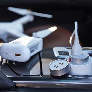 XIAOMI-MIJIA-Portable-Car-Socket-USB-Car-Charger-Power-Inverter-Pure-Sine-Wave-DC-12V-220V (4)