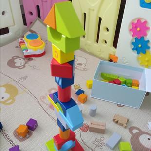 Original-Xiaomi-Mitu-Hape-70PCS-Puzzle-Building-Blocks-26-Letters-10-Numbers-Educational-Toys-For-Smart