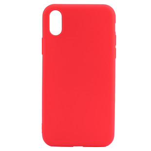 قاب ژله ای مات Jelly Matte Case Apple iPhone X
