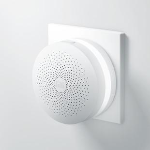 Original-Xiaomi-Smart-Home-Multifunctional-Gateway-Alarm-System-Intelligent-Mini-Online-Radio-Night-Light-Bell