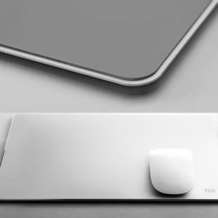 100-Original-Xiaomi-Metal-mouse-pad-18-24cm-3mm-32-24cm-3mm-Luxury-Simple-Slim-Aluminum-2