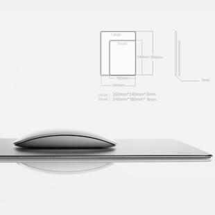 100-Original-Xiaomi-Metal-mouse-pad-18-24cm-3mm-32-24cm-3mm-Luxury-Simple-Slim-Aluminum-3