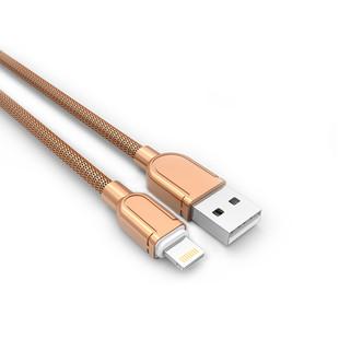 کابل تبدیل USB به لایتنینگ الدینیو مدل LS27 طول 1 متر