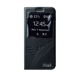 کیف محافظ Samsung Galaxy S4 FlipCover Hozis کد 1/5