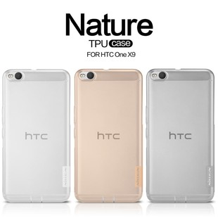 Nillkin-Nature-Ultra-Thin-Transparent-Soft-TPU-Case-For-HTC-One-X9-5-5-inch-Clear