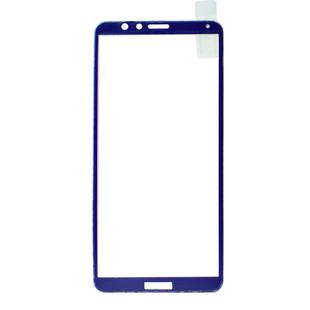 محافظ صفحه گلس تمام چسب Huawei Honor 7X Full Frame Soft Bumper Glass