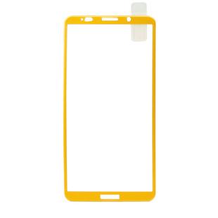 محافظ صفحه گلس تمام چسب Huawei Mate 10 Pro Full Frame Soft Bumper Glass