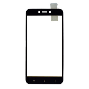 محافظ صفحه شیشه ای تمام چسب Xiaomi Redmi 5a Full Frame Soft Bumper Glass