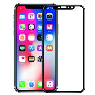 محافظ صفحه گلس فول فریم راک Rock Anti Blue 3D Glass iPhone X