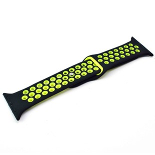 بند نایکی سیلیکونی اپل واچ Apple Watch Nike Silicon Band 42mm