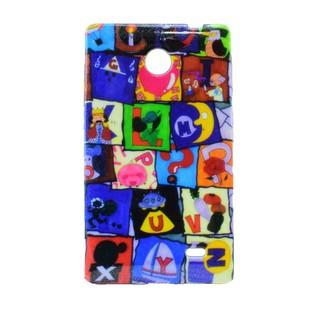 کاور طرح دار Nokia X T7