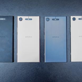 Sony XZ1 & XZ1 Compact
